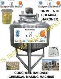 Concrete Hardener Chemical Making Machine