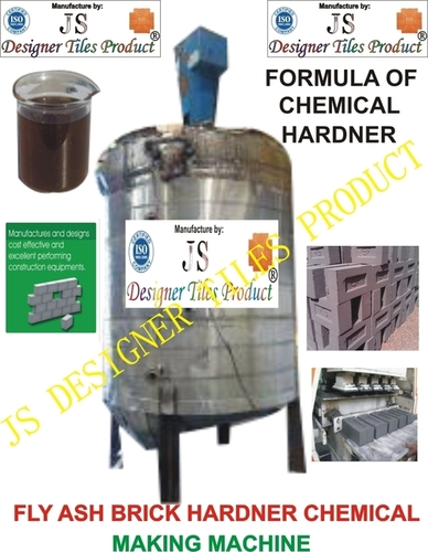 Fly ash Brick Hardener Chemical Making Machine