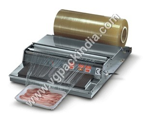 Vegetables Tray Sealing Machine