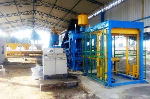 RBM-40 Fully Auto Brick Plant