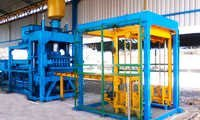 Fully Auto Brick Plant RBM-30 Production Unit