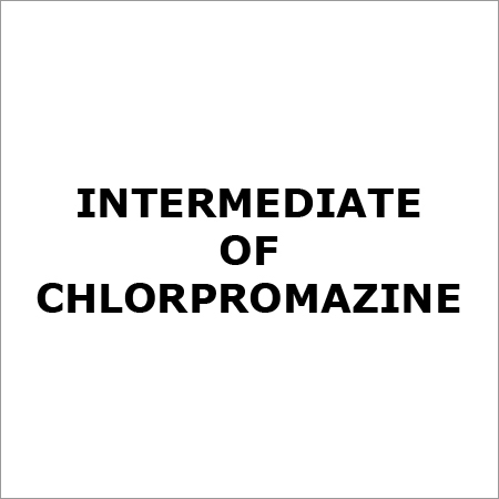 Intermediate of Chlorpromazine