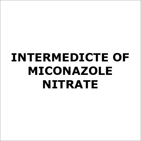 Intermediate of Miconazole Nitrate