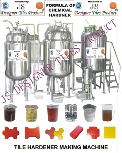 Interlocking Block Admixture Making Machine