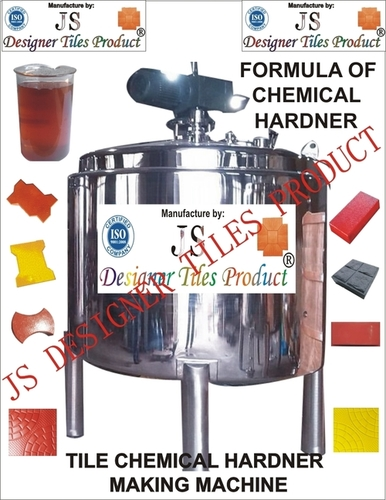 Tile Chemical Hardener Making Machine