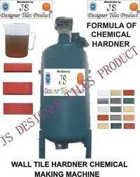 Cement Wall Tile Hardener Chemical Making Machine