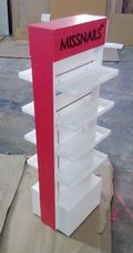 Beauty Products Display Stand