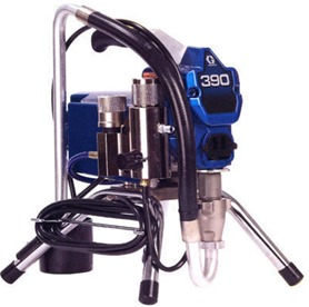 Graco 390 Paint Spray Machine