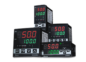 Delta Temperature Controlletrs