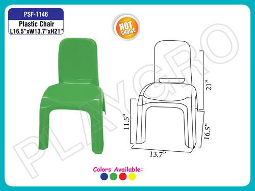 Plastic Kids Chairs