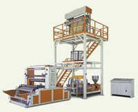 Plastic Polythene Carry Bag Machine