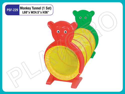 Monkey Tunnel