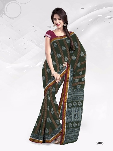 Arohi Cotton Sarees Manufacturers in Jetpur