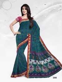 Cotton Sarees Manufacturers & Suppliers Jetpur