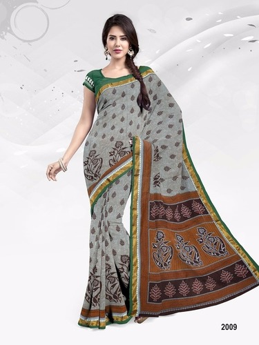 New Collection Cotton Sarees Wholesaler