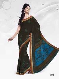 100 % Cotton Sarees Exporters India