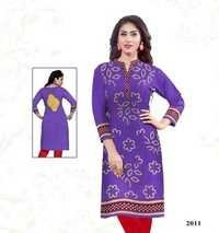 Bandhni Designing Kurti's Collection Wholesale