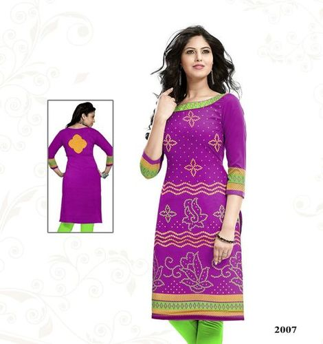 Latest Kurti's Collection Wholesale in Jetpur