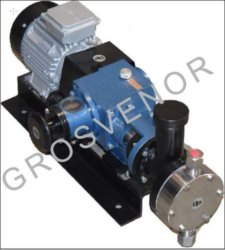 Diaphragm Jacketed Head Type Pumps