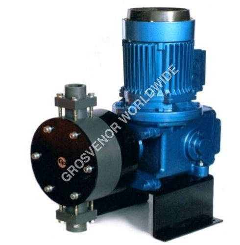 Diaphragm Pumps Of Very Low Flow Rate