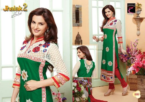 Khushika Suits Jhalak 2 Salwar Suits Wholesale
