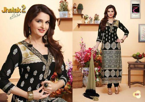 Jhalak 2 Partywear Salwar Suits Online