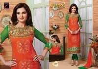 Jhalak 2 Neck Pattern Work Salwar Kameez Online