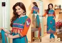 Jhalak 2 Churidar Dress Materials Wholesale Online