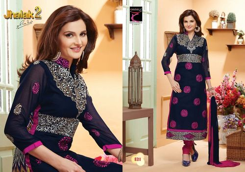 Jhalak 2 Embroidery Suits Online Jetpur
