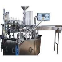 Double Head Cup Filling Machine
