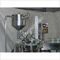 Single Head Cup Filling Machine