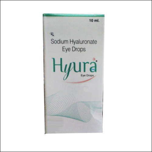Sodium Hyaluronate Eye Drops