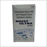 Polyethylene Glycol 400 and Propylene Glycol Opthalmic Solution Eye Drops