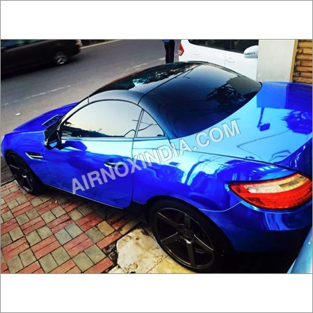 CAR VINYL WRAP SERVICE SHINING