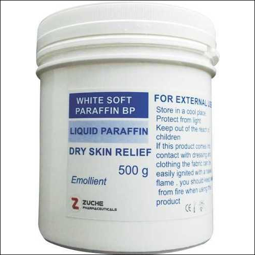 White Soft Paraffin with Liquid Paraffin