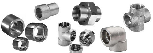 Forged Socketweld Fittings