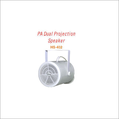PA Dual Projection Speaker