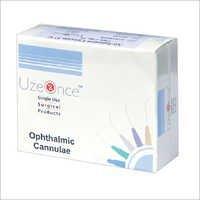 Ophthalmic Cannula