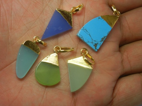 Fancy Electroplated Pendants