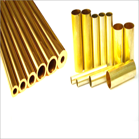 Brass Pipes Tubes