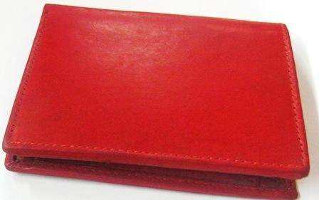 Men's Leather Slimfold Wallets