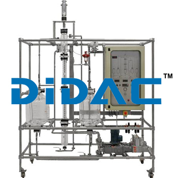Automated Liquid Liquid Extraction Pilot Plant