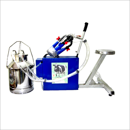 Hand Operated Delux Model Machine