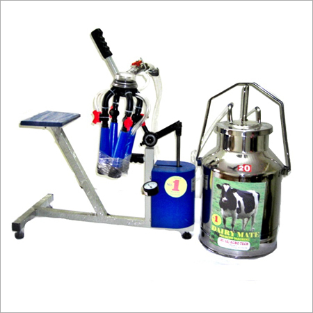 Eco Model Milking Machine