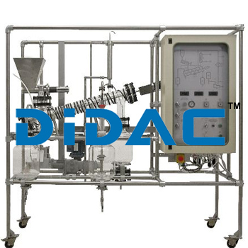 Manual Solid Liquid Extraction Pilot Plant