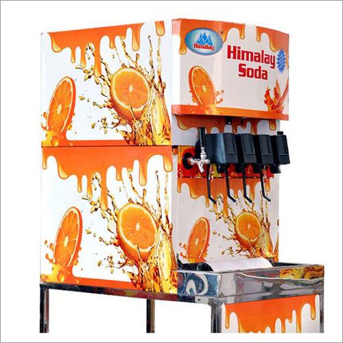 Soda Fountain Machine (4+2)