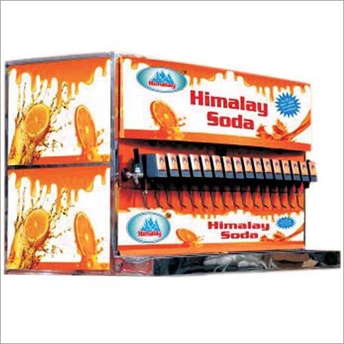 Soda Fountain Machine (16+2)