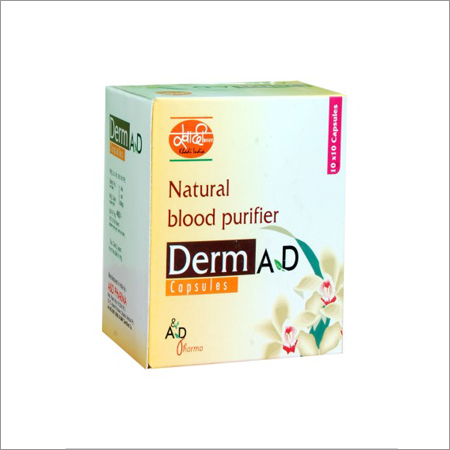 Natural Blood Purifier Capsules