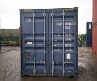 Shipping Line Container