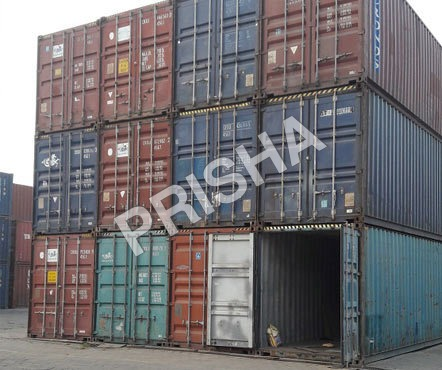 Metal Shipping Container
